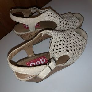 Wedges size 7
